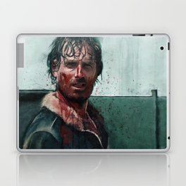 Don't Mess WIth Rick Grimes - The Walking Dead Laptop & iPad Skin