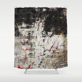 巴 御前 (Tomoe Gozen) Shower Curtain