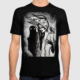 Dialogue With A Demon T-shirt