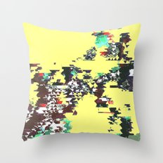 New Sacred 26 (2014) Throw Pillow