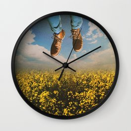 Lightweight Wall Clock
