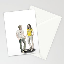 Yoon and Ash Stationery Cards