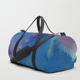 Digital Deconstruction Duffle Bag