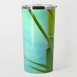 WELLNESS BAMBOO Travel Mug