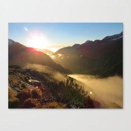 Seas to Summits Canvas Print
