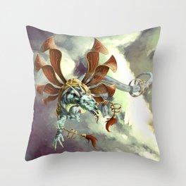 Drago Throw Pillow