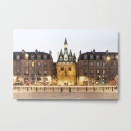 Bordeaux Palais de la Bourse Metal Print