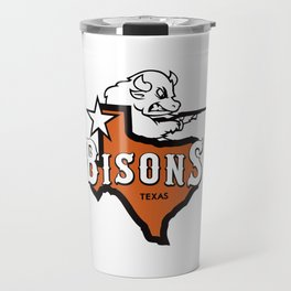 Bisons Ultimate actual team logo official gears Travel Mug