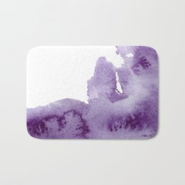 Summer in the provence - lavender fields Bath Mat