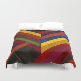 Abstract #279 Duvet Cover