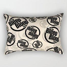 The Bleep Bloop Shop Rectangular Pillow
