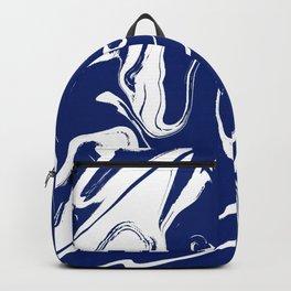 River Blue Backpack