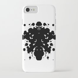 Ink Blot iPhone Case