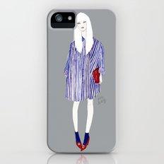 Stripes in Shibuya  iPhone (5, 5s) Slim Case