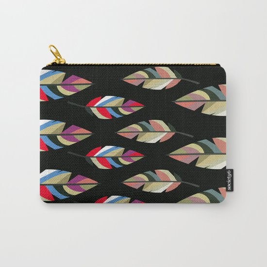 FEATHER REVOLUTION Carry-All Pouch