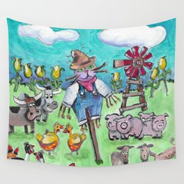 Alabama Cat Wall Tapestry