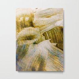 Energy Acrylic Metal Print