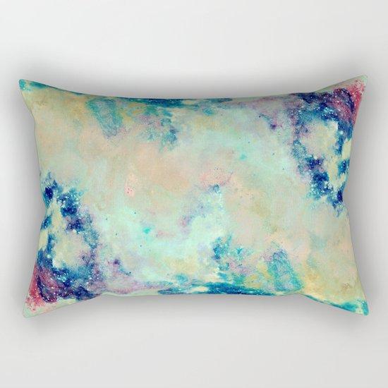 Paint & Thoughts Rectangular Pillow
