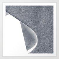 Inversions_10 Art Print