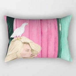 Waiting for Godot Rectangular Pillow