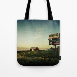 By The Riverside #4 Tote Bag