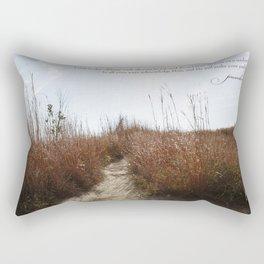 Your Path Rectangular Pillow
