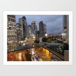 HK 005 Art Print