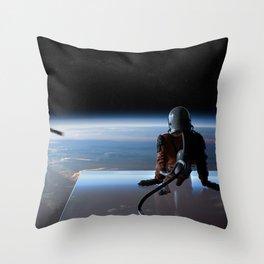 Real Silence Throw Pillow