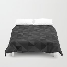 Low Polly Duvet Cover