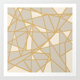CAOS WEB #society6 #decor #buyart Art Print