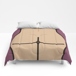 Peachy Comforters