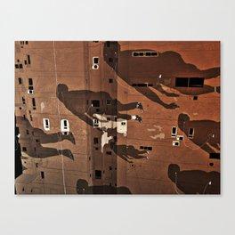 Cairo Ghosts Canvas Print
