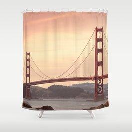 Golden Gate Bridge (San Francisco, CA) Shower Curtain