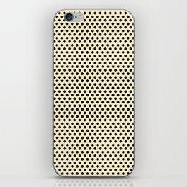 Dots Repeat Dominoes Print iPhone Skin