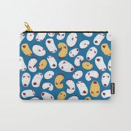 Sea Bunny Slug Carry-All Pouch