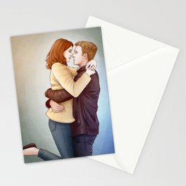 Fitzsimmons - Kisses in the Daylight Stationery Cards