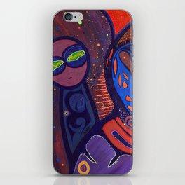 ONO (Macondo Galaxy) iPhone Skin