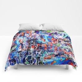 Accident Prone Comforters