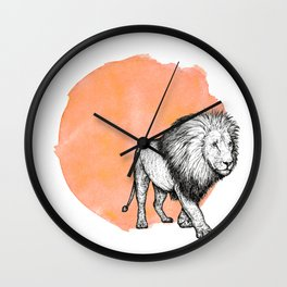 The Animal Kingdom Collection vol.4 Wall Clock