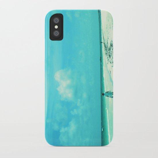 Platja Paradiso iPhone Case