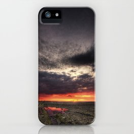 The End With You iPhone Case