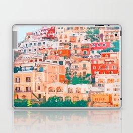 Positano, beauty of Italy Laptop & iPad Skin
