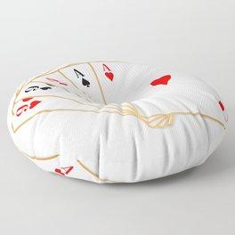 Full House Floor Pillow