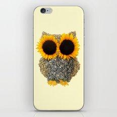 Hoot! Day Owl! iPhone Skin