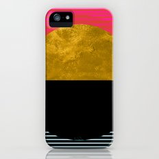 Abstract Sunset iPhone (5, 5s) Slim Case