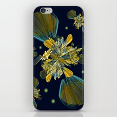 Dreams fly through the Night iPhone & iPod Skin