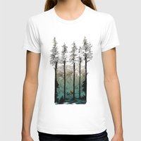 tennessee T-shirts featuring Tennessee Mist by Derik Hobbs Illustration