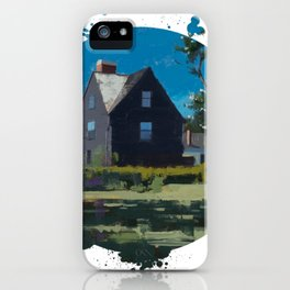 House of Seven Gables - Kevin Kusiolek iPhone Case