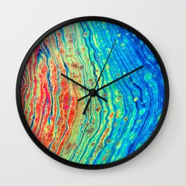 Radar Wall Clock