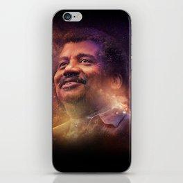 Neil deGrasse Tyson iPhone Skin